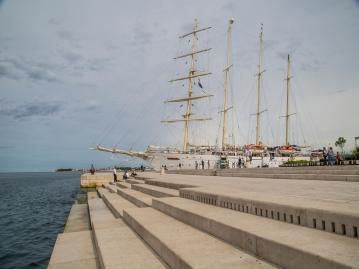海沿いのシーオルガン