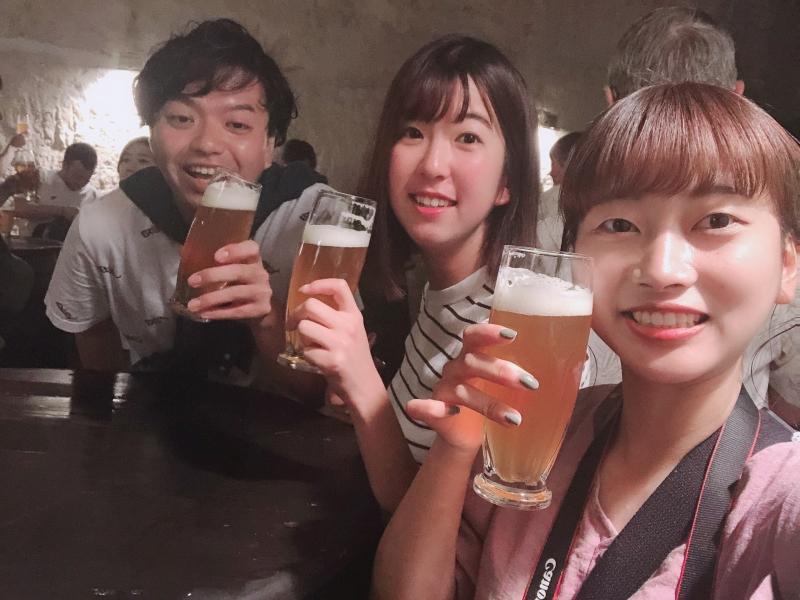 幻のビール(ノンフィルターのピルスナー・ウルケル)を目指してプルゼニへ