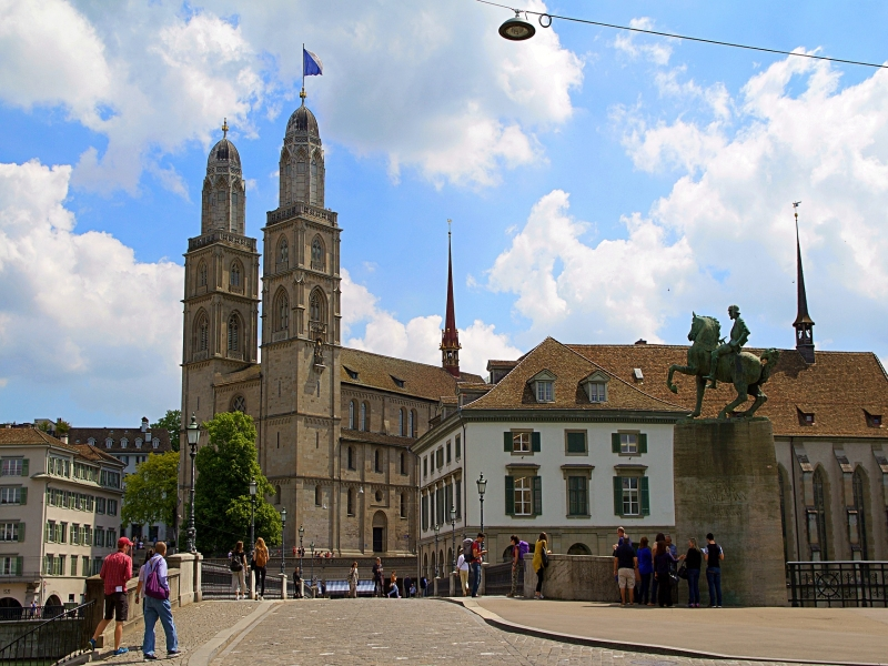 アルトシュタット旧市街