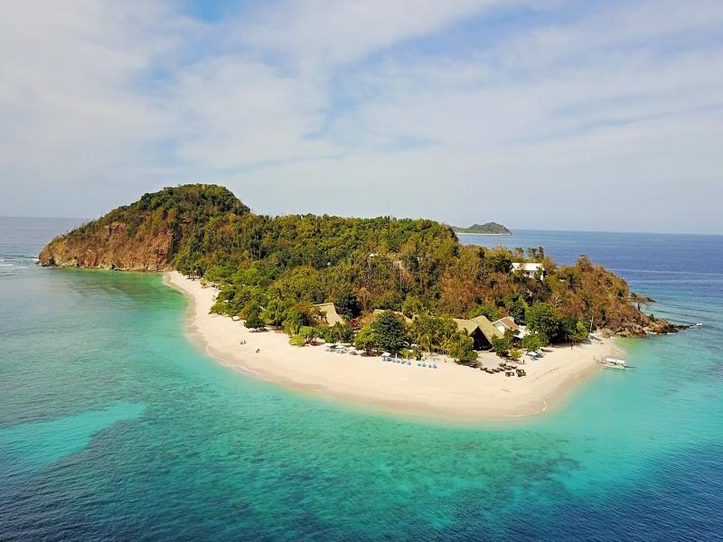 おすすめビーチリゾート ディマクヤ島(フィリピン)