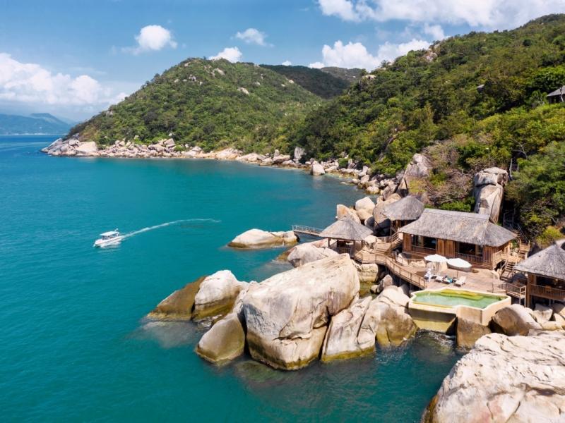 おすすめビーチリゾートニンヴァンベイ(ベトナム)