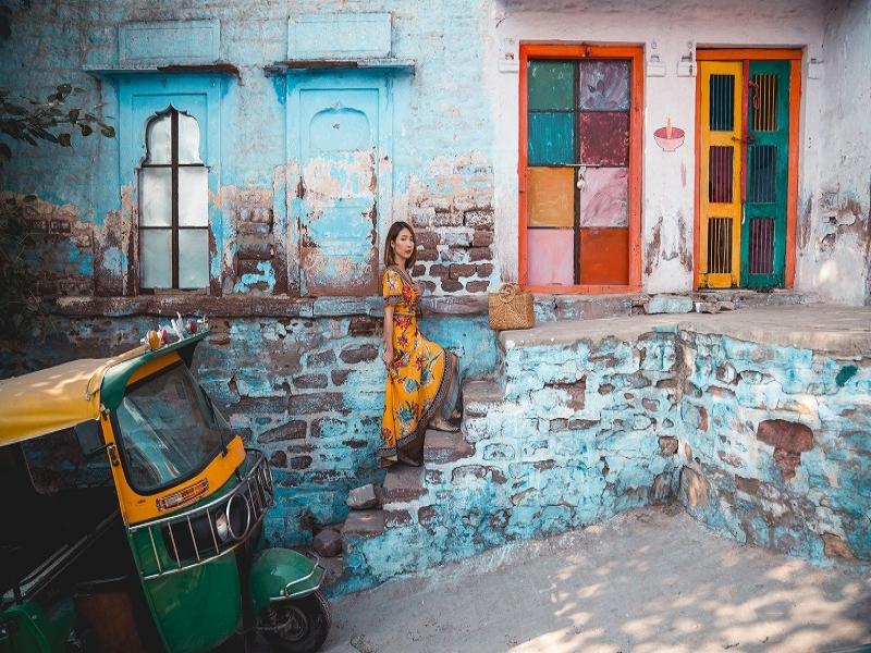 おすすめの絶景・秘境ツアー インド/ジョードプル
