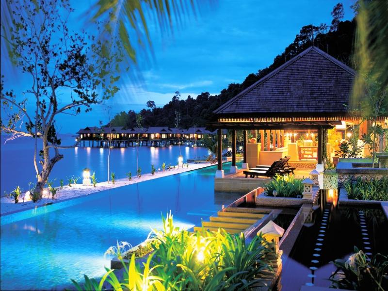 おすすめビーチリゾート パンコールラウ島(マレーシア)