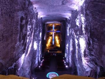 シパキラ岩窟教会