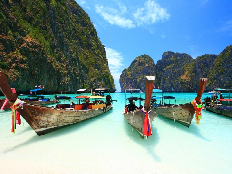 おすすめビーチリゾート ピピ島(タイ)