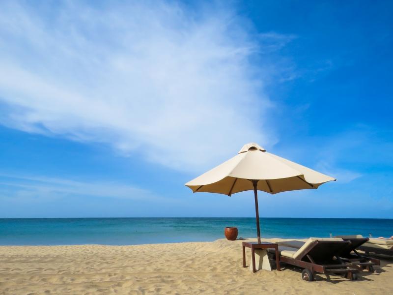 おすすめビーチリゾート パクシダー(スリランカ)