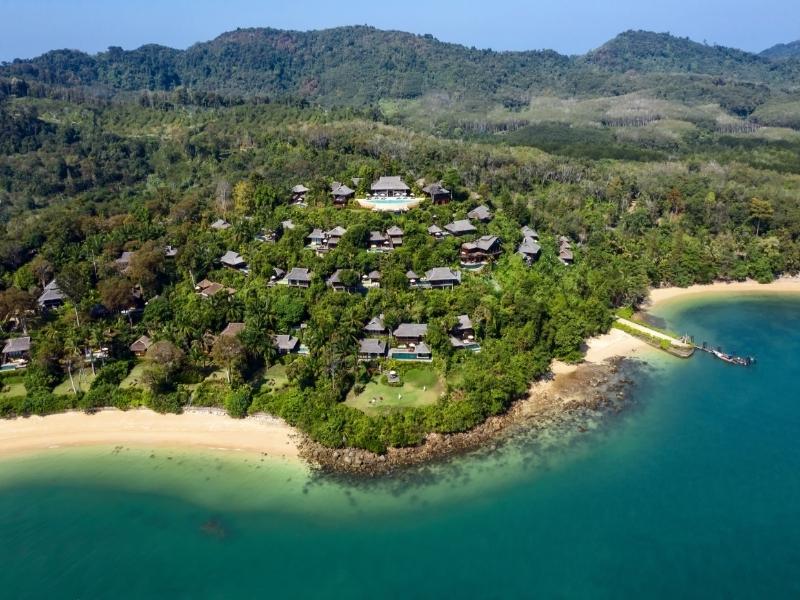 おすすめビーチリゾート ヤオノイ島(タイ)