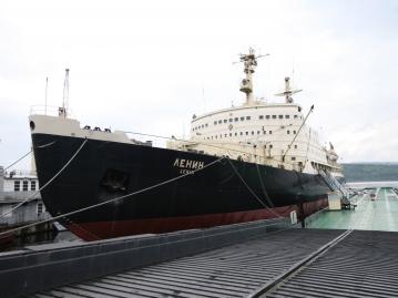 原子力砕氷船『レーニン』
