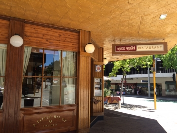 European Restaurant by Miss Maud