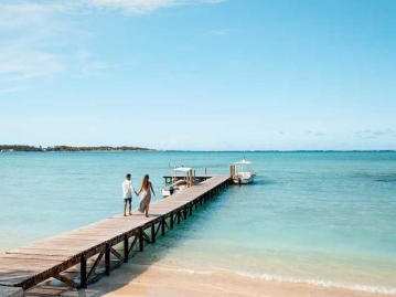 *Happy Honeymoon in Mauritius*。+【成田発着】★世界に誇るビーチ『イル・オ・セルフ』所有★シャングリラルトゥエスロック(デラックスオーシャンビュー) 朝食付8日間 イメージ写真01