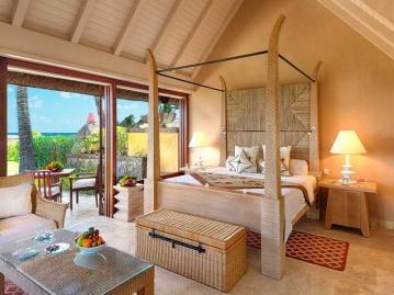 *Happy Honeymoon in Mauritius*。+【成田発着】『世界のホテル100』に選出される品格は絶品♪ジ・オベロイ・モーリシャス(ラグジュラリーパビリオン)朝食付き 8日間 イメージ写真01