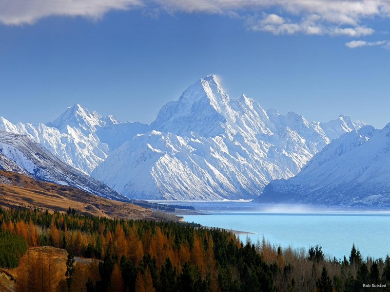 ニュージーランドハイキングおすすめツアー