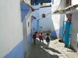 名古屋発モロッコ一人旅