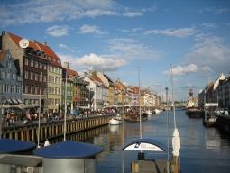 デンマークひとり旅1