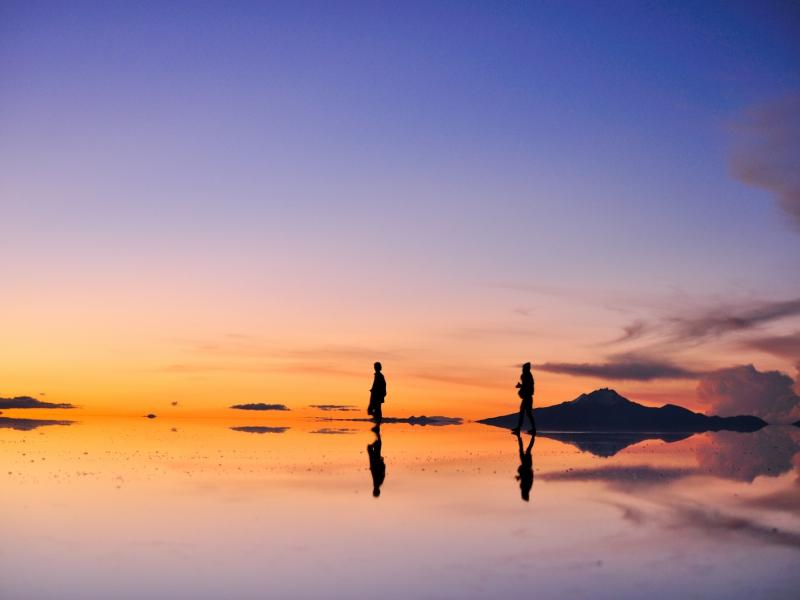 ボリビア・ウユニ塩湖イメージ