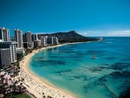 【初めてハワイにおすすめ】≪ひとり旅≫<名古屋発・成田経由のANAで行くハワイ>通りを渡ればすぐビーチの好立地!コスパ抜群の人気ホテル♪シェラトンプリンセスカイウラニ滞在5日間