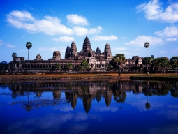新千歳発カンボジアひとり旅