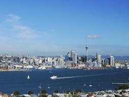 初めてのニュージーランド