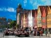 世界遺産フィヨルド観光の拠点&カラフルな街ベルゲンに3連泊!フリープラン5日間イメージ3