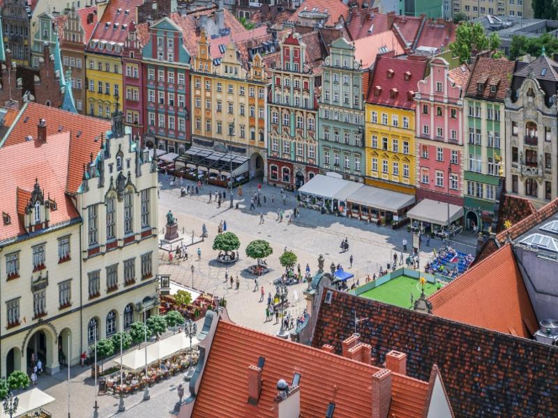 ポーランド観光おすすめツアー