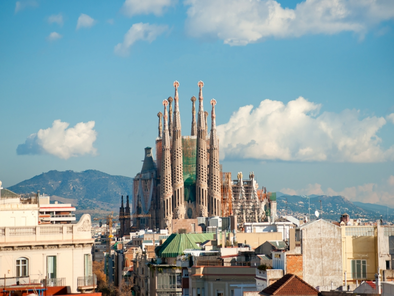 弾丸でもバルセロナを満喫