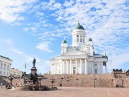 福岡発発フィンランドひとり旅ツアー
