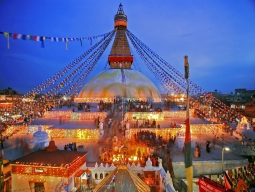 名古屋発ネパール一人旅