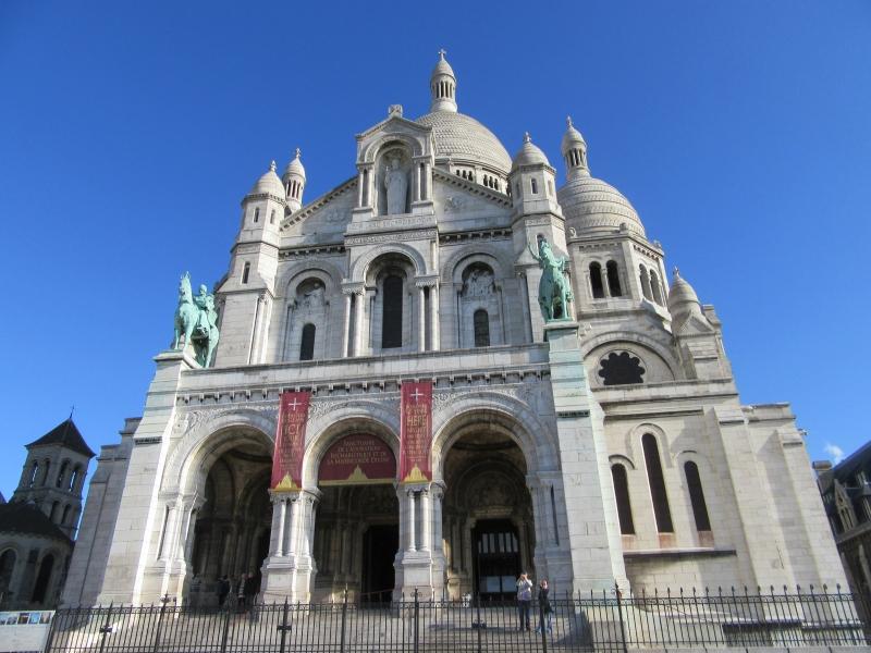 ニース+パリ+モンサンミッシェル 3都市周遊プラン