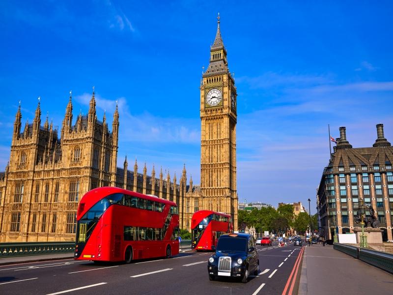 歴史深いロンドン×ドーハ周遊