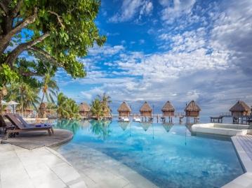 マナバビーチ リゾート & スパ モーレアイメージ01