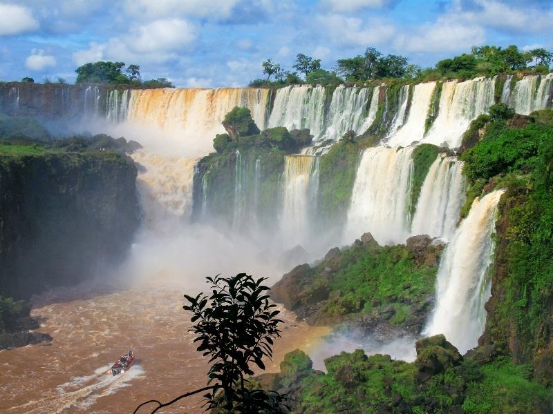 3大絶景を巡る2カ国周遊