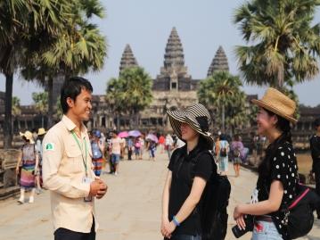 関西発カンボジアひとり旅