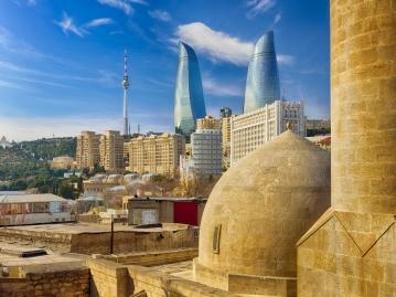 アゼルバイジャンひとり旅イメージ