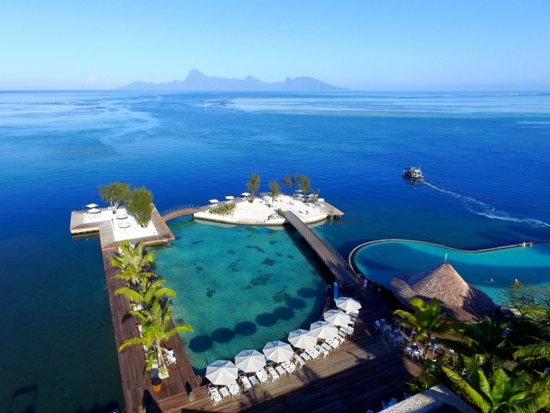 タヒチ島おすすめリゾート1