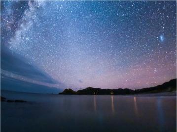 世界最高水準の星空をこの目で見たいっ!!☆☆ダークスカイサンクチュアリに認定された星空観賞に最適な場所!自然いっぱいの「グレートバリア島」&オークランド5日間