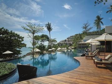 タイビーチ サムイ島