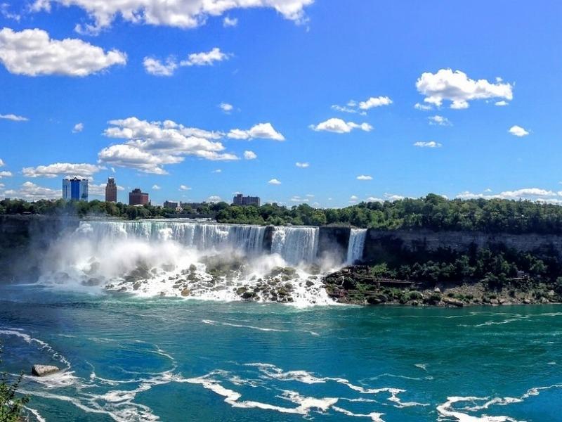 世界三大瀑布ナイアガラの滝