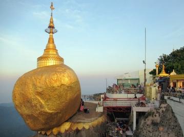 新千歳発 ミャンマーひとり旅