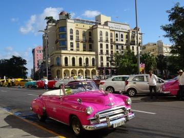 名古屋発キューバひとり旅