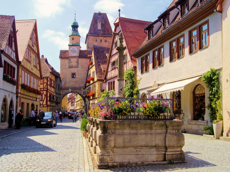 ドイツ周遊