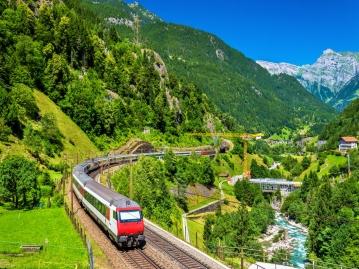 【東京発】スイスひとり旅