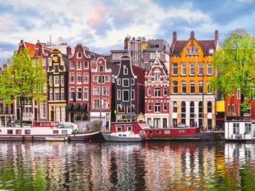 オランダ・ベルギー周遊~中世の街並みが残るアムステルダム&ブリュッセル&ブルージュを巡る9日間 イメージ1