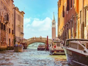 一人旅♪ベネチア