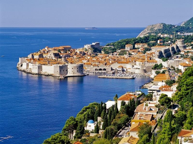 クロアチア+他国周遊