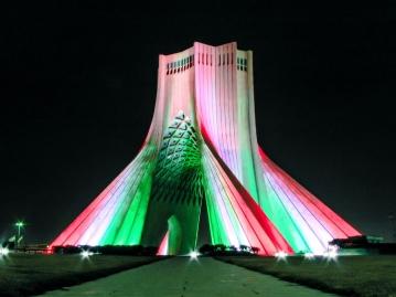 東京発 イランひとり旅