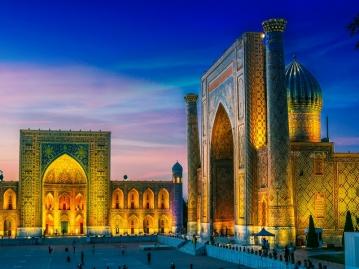 ウズベキスタン 王道旅イメージ04