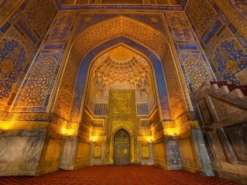 ウズベキスタン1人旅イメージ