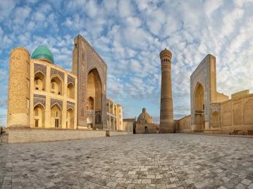 ウズベキスタン 1人旅イメージ04