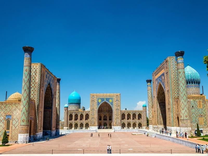 ウズベキスタンおすすめモデルコース