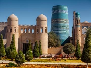 ウズベキスタン1人旅 イメージ